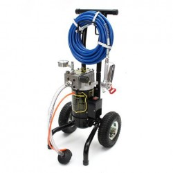 4000PSI 3.6HP Airless Verfspuit DIY Spray Schilderen Machine 10 M + 15 M Slang 220-240 V Spuiten Pistool