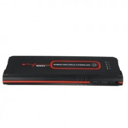 12000 mAh 12 V Auto Jump Starter Auto Motor Emergency Charger Power Bank Batterij Draagbare Booster Auto Jumper Kit