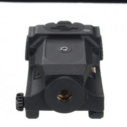 20mm Picatinny Rail Mount Hang Type Oplaadbare Groene Laserstraal Dot Sight Scope Laser Sight