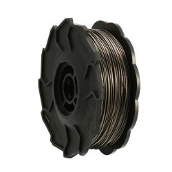 1 Coil 100 M Wapening Kabelbinder 0.8mm Voor IWS-Serie Wapening Tier MAX Wapening Tier Ties