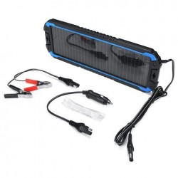 1.5 W 18 V Zonnepaneel Power Acculader Backup Voor Auto Boot Caravan