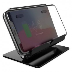 10 W Snelle Draadloze Dual Charger Pad Voor iPhone X Pocophone f1 Oneplus 6 T Huawei P20 Xiaomi mi8 S9 Note9