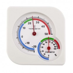 A7 Indoor Outdoor MIni Wet Hygrometer Humidity Thermometer Temperatuurmeter
