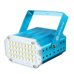 100-240 V 10 W 36 LED Stage Light Strobe Flash Projector Voor Club Party Disco Bar KTV