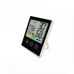 CH-909 Elektronische LCD Digitale Display Thermometer Hygrometer