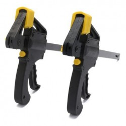 2 stuks 150mm 6 inch Snel Grip Mini Bar Clamp Hout Working Clamp