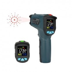 HANMER IR1-50 ~ 380C Non-Contact Laser IR Infrarood Digitale Thermometer Oppervlaktetemperatuur Thermometer Pyrometer Imager