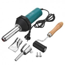 1080W Plastic Hot Air Welding Lasser Warmte Hot Gas Tools Kit Met Rod Roll