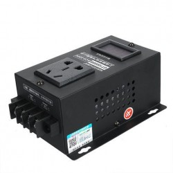 10000 W 0-220 V SCR High Power Elektronische Regulator Variabele Regulator Spanningsregelaar Converter
