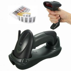 Cradle Wireless Bluetooth Barcode Scanner CCD Laserlezer Met USB Kabel
