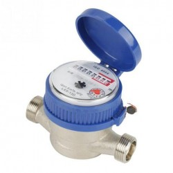 LXSG-13D B-klasse 15 mm 1/2 inch Flowmeter Single-flow watermeter droog waterteller