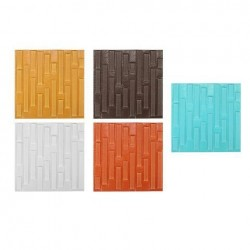 3D Self-adhesive Wall Sticker Foam Brick Pattern Environmental Wall Sticker Decorations