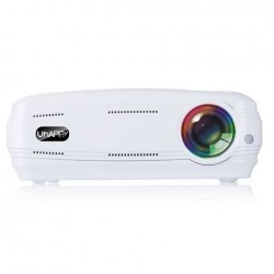 10000 Lumen 3D 1080P Volledige HD Mini Projector LED Multimedia Home Theater Android