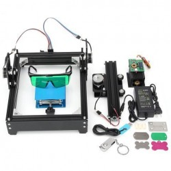 12 W 31x25x15 cm DIY Lasergraveermachine DC 12 V DIY Graveren Desktop Hout Router / Cutter / Printer Laser