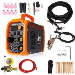 Gas Welder Mini WS-200 Lasmachine Gas Gasless Welder 220 V Argon Welder Lasmachine 2 in 1