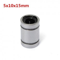 LM5UU 5mm Lineaire Motion Ball Bearing Carbon Steel Lineaire Bushing CNC Bearing