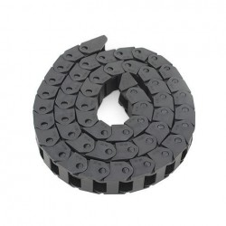 15x15mm L1000mm Plastic Kabel Drag Chain Wire Carrier voor CNC Router Machine
